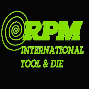 RPM International Tool & Die and ODM Tool & Manufacturing provide tooling for Ford graphic